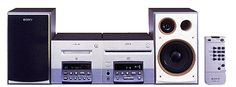 SONY CMT-101 Qbric コンパクトコンポ