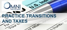 Taxes are a fact of life, and an extremely important consideration when considering a chiropractic practice transition or sale. Let's explore some potential tax mitigation strategies to consider.