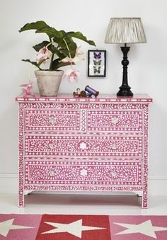 DIY-paint dresser