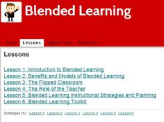 Looking for a way to spice up your classroom?  Try blending in some digital learning!