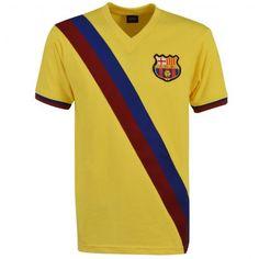 1c9ecaed1 FC Barcelona 1974-75 Away Retro Football Shirt