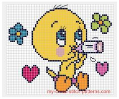 Baby Cross Stitch Patterns, Cross Stitch For Kids, Cross Stitch Baby, Cross Stitch Charts, Baby Patterns, Pixel Crochet Blanket, Tapestry Crochet, Crochet Blanket Patterns, Cross Stitching