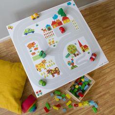 Lack IKEA hack : 8 idées à copier pour chez soi - Clem Around The Corner Ikea Hacks, Around The Corner, Plastic Cutting Board, Decoration, Diy, Children, Room, The Road, Design