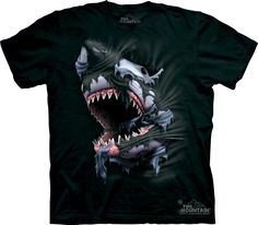 themountain.com - Breakthrough Shark T-Shirt, $20.00 (http://shop.themountain.me/products/Breakthrough-Shark.html)
