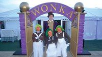 Big Foot Events - Parties & Balls | Willy Wonka & The Chocolate Factory Themed Event | Willy Wonka Party Night | Chocolate Themed Events | Big Foot Events