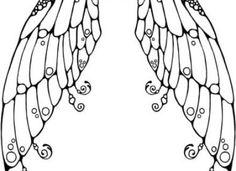 Fairy wings Fairies Pinterest Fairy