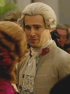 """captainsandcats: """" There's no point to this other than I like his face and want more of it on my dash. +bonus: The way this idiot looks at Jamie """" Voyager Outlander, Outlander Casting, Outlander Tv Series, Claire Fraser, Jamie Fraser, Lord John Grey Outlander, Diana Gabaldon Books, The Fiery Cross, John Gray"""