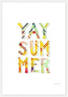 Yay Summer!
