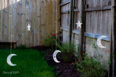 Summer's not over yet! An outdoor favorite, our Moon and Star String Lights are a perfect way to enjoy your backyard all of summer and fall! Tap to learn more. #daysofeid