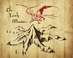 the lonely mountain - Google Search