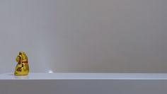 """Gatochino @Guggenheim Bilbao XHBTN  """"half full half empty series #4"""""""