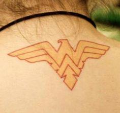 wonder woman eagle tattoo - Google Search