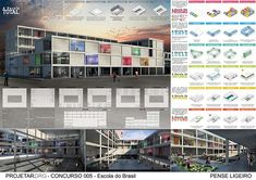 Concursos de Arquitetura para estudantes – Projetar.org