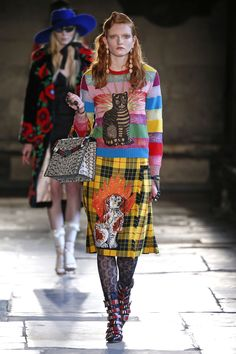 See Every Runway Look From Gucci Cruise 2017