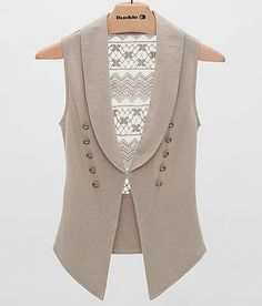 Chance Or Fate Pieced Vest