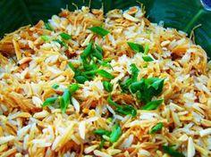 arroz cabelo de anjo ou aletria - blog maria cecilia candelore