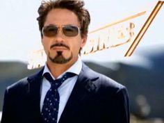 Iron Man Goatee Style