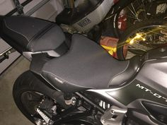 Seat Concepts - show and tell | FZ-07 Forum