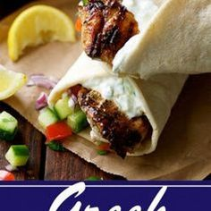 Grilled Chicken, Avocado and Spinach Wholemeal Wrap - Cucina de Yung