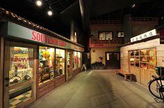 沖縄県平和祈念資料館の歴史を体験するゾーン後半(第4展示室~第5展示室)