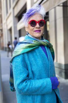 Louise at 82