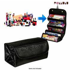 small Rollulu Cosmetics Organizer Bag $10.00 Our Price Nomorerack.com