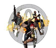Borderlands wallpaper by Kamikazuh.deviantart.com on @deviantART
