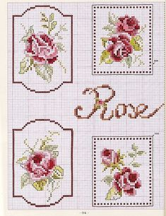 ru / Фото - цветики - Ritusya (smb: Hey, Rose, if you ever want to get back into cross stitch, this would be perfect! Cross Stitch Love, Cross Stitch Borders, Cross Stitch Flowers, Cross Stitch Charts, Cross Stitch Designs, Cross Stitching, Cross Stitch Patterns, Ribbon Embroidery, Cross Stitch Embroidery