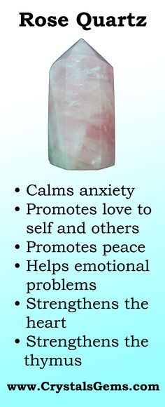 The properties of rose quartz, a very useful and healing stone for the stressful times of today.