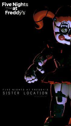 Five Nights At Freddy's, Sister Location Baby, Video Game Show, Ballora Fnaf, Fnaf Baby, Fnaf Wallpapers, Circus Baby, Fnaf Characters, Freddy Fazbear