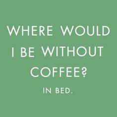 #Coffee w/ KC