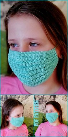 Searching fundamental and easy free crochet patterns for face masks sample everywhere? Then right here you have come to the proper place. This is additionally a very convenient and easy enough crochet Crochet Mask, Crochet Faces, Diy Crochet, Crochet Crafts, Crochet Projects, Crochet Ideas, Diy Mask, Diy Face Mask, Afghan Crochet Patterns