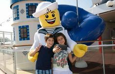The Lego group and MSC Cruises have announced a partnership that will put Lego themed play areas and entertainment on all of their new and retrofitted cruise ships. The partnership will even lead to a special MSC Cruise ship building set. Best Family Vacations, Family Cruise, Family Travel, Family Trips, All Inclusive Cruises, Msc Cruises, Packing For A Cruise, Cruise Vacation, Vacation Ideas