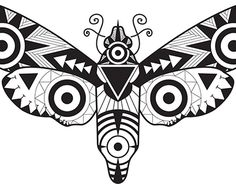 "Check out new work on my @Behance portfolio: ""Polynesian butterfly, tattoo, sketch, vector"" http://be.net/gallery/48556813/Polynesian-butterfly-tattoo-sketch-vector"