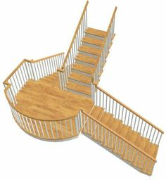 Best Curved Staircase How To Create Curved Or Spiral 400 x 300