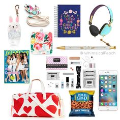 Carry-On Travel Essentials for Teens