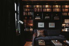 Black library from www.mybluechina.com