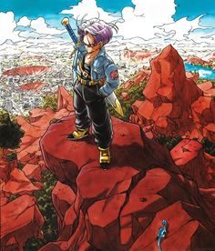 Dragonball Z - Trunks.