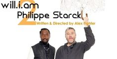 will.i.am 2 Philippe Starck   [iam-fan.com] Your best source for will.i.am