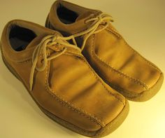 Hush Puppies Men Oxford Shoes Size 10 Euro Size 43 Tan Style H10962 023 43  #HushPuppies #Oxfords