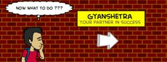 "An education site that provides you every details of your career related queries, and helps you to make an educated choice and plan your admission efficiently.""GYANSHETRA.COM"" is a information sharing site for student about Engineering and Management "" aspirant. Its a live platform of information."