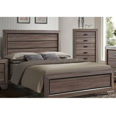 Found it at Wayfair - Hannaford Panel Customizable Bedroom Set