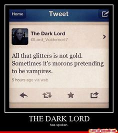 The dark lord (: