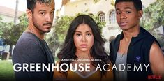 Greenhouse Academy, House Cast, The Best Films, Netflix Originals, Netflix Series, Best Shows Ever, Movie Quotes, Random Things, Comedy