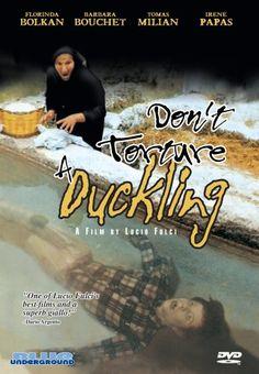 Don't Torture a Duckling / Non si sevizia un paperino (Blue Underground DVD)