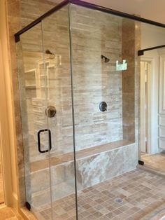 Bathroom Tile Ideas Traditional bath photos shell tile design, pictures, remodel, decor and ideas