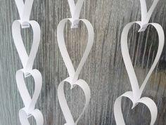 DIY svatební dekorace: Srdíčkové pozadí Cookie Cutters