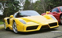 Ferrari Enzo in yellow, http://www.daidegasforum.com/forum/foto-video-4-ruote/521884-ferrari-enzo-f60-raccolta-foto-thread.html