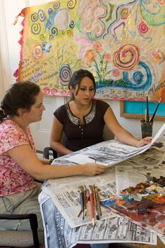 Doctor of Philosophy in Art Therapy: Notre Dame de Namur is offering a Ph.D. in Art Therapy, building on the strong foundation of the Art Therapy Master's Program in Belmont, California.