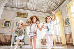ROBERTO CAVALLI JUNIOR Catalogue PE 2015 on Behance